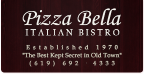 Pizza Bella Italian Restaurant Old Town